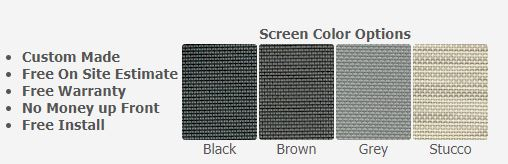 Screen Color Options